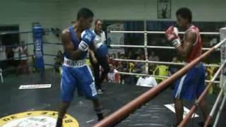 69 kg Marcos de Oliveira X Luis Arantes
