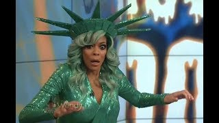 WENDY WILLIAMS MK BREAKDOWN?!?