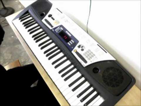 yamaha ez 150 youtube rh youtube com Yamaha EZ 150 Keyboard Yamaha EZ 150 YouTube