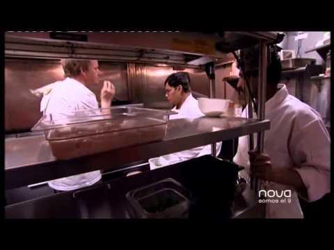 Pesadilla en la cocina 1x02 Dillons