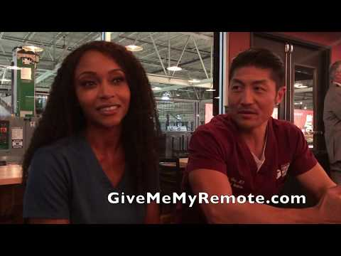 CHICAGO MED: Yaya DaCosta and Brian Tee P Tension with the New COO