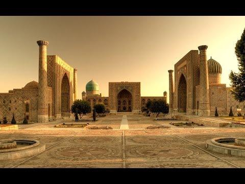 Registan, Uzbekistan