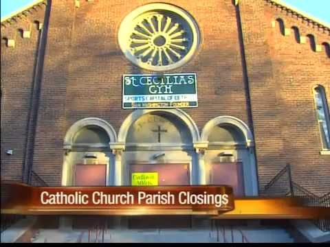 Catholic Church Parish Closings
