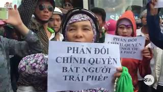 HRW: Việt Nam có nhiều tù chính trị nhất Đông Nam Á