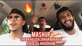 CHEB KHALED / ZOUHAIR BAHAOUI / ADIL ASSIL / CHEB REDOUANE ( MASHUP ) [ prod by : DYLEXIA ]