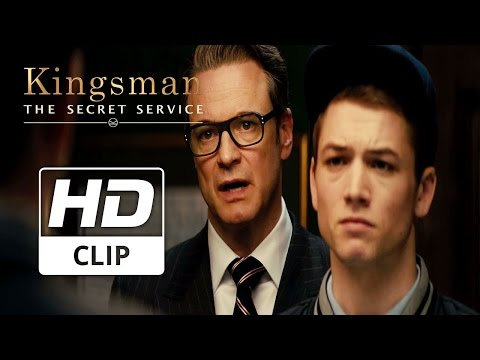 Kingsman: The Secret Service | Colin Firth 'Becoming A Kingsman' | Clip HD