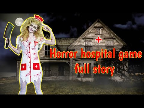Horror hospital game full story/Hindi/technical YouTuber
