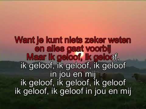 Boudewijn de Groot -  Avond ( KARAOKE ) Lyrics