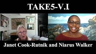 Take5-V.I. Episode #8: Janet Cook-Rutnik