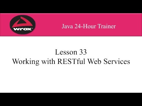 7. Wrox - Java REST Web Services Tutorial...