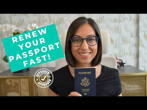 US Passport Renewal Process | How To Renew Your US Passport By Mail