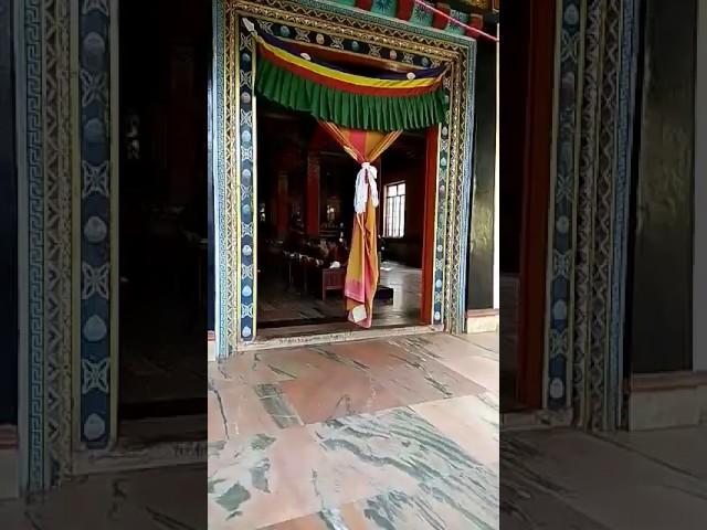 Monastery prayer