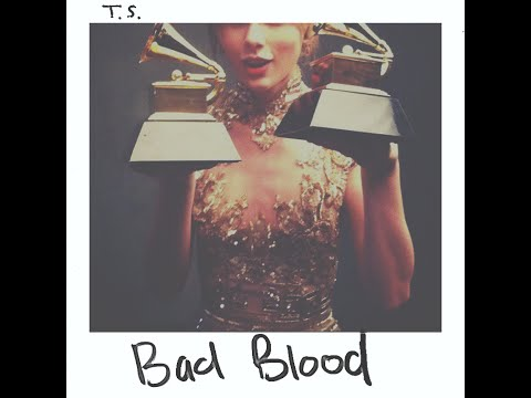 Taylor Swift Ft Kendrick Lamar Bad Blood Instrumental (FLP+MP3+MIDI)