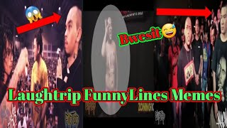 LaughTrip to Ung tipong di ka matatawa | Funnylines Memes fliptop | Throwback