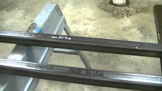 Steel Workbench Project Part 1: Description And Overview.