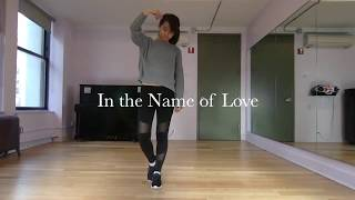 [Dance Cover & Tutorial] In the Name of Love - Blackpink Lisa