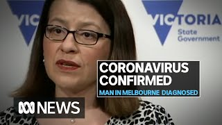 Coronavirus confirmed in Australia, Victorian officials announce | ABC News