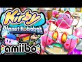 Kirby Planet Robobot PART 4 - 3DS Gameplay Walkthrough - New ESP Copy! Little Mac amiibo Nintendo