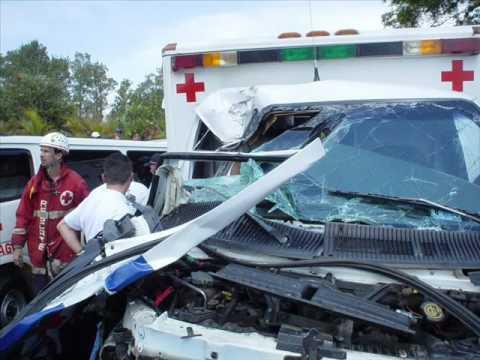 Fotos de ambulancias en accidentes 88
