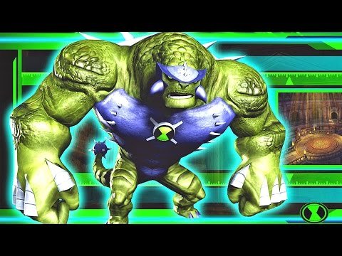 Ben 10 Ultimate Alien: Cosmic Destruction: Primeira Gameplay thumbnail