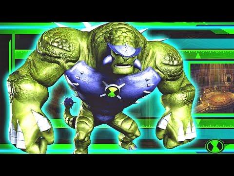 Jogo Ben 10 Ultimate Alien: Cosmic Destruction Online PC