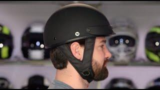 Black Brand Cheater .50 Helmet Review at RevZilla.com