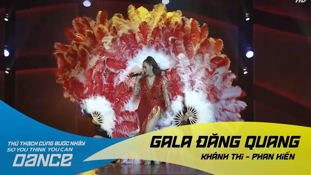 Vũ Nữ Thân Gầy - Trái tim lầm lỡ | Khánh Thi - Phan Hiển | TTCBN 2016 Gala đăng quang (21/01/2017)