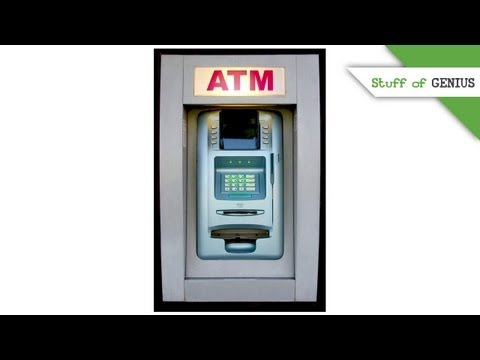 How the ATM was invented by John Shepherd-Barron