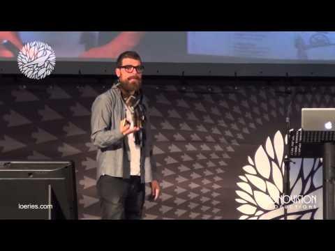 Jason Little, RE, Loeries 2013 International Seminar of Creativity