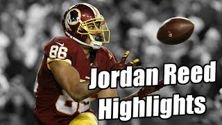 "II Jordan Reed Highlightsᴴᴰ ""Random""II ""NFL's Best Tight End"""