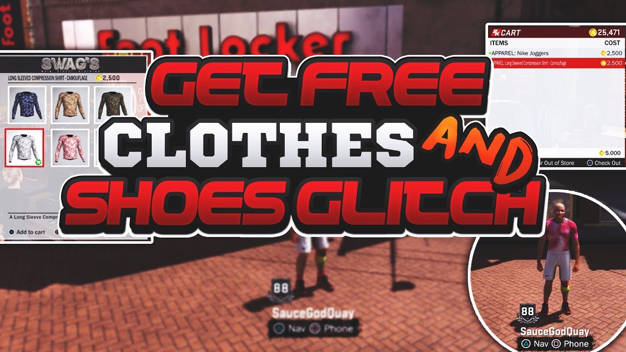 Get free clothes and shoes online