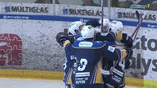 03-11-17 highlights Blue Fox - Gentofte Stars