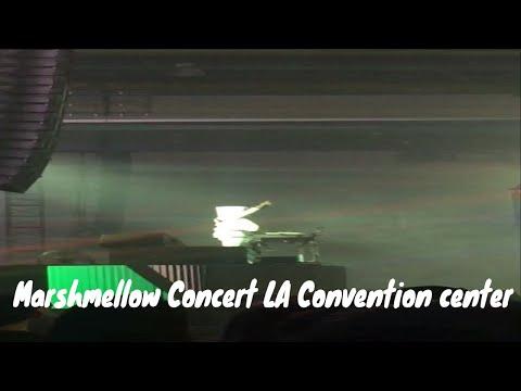 Marshmellow  Concert LA Convention Center