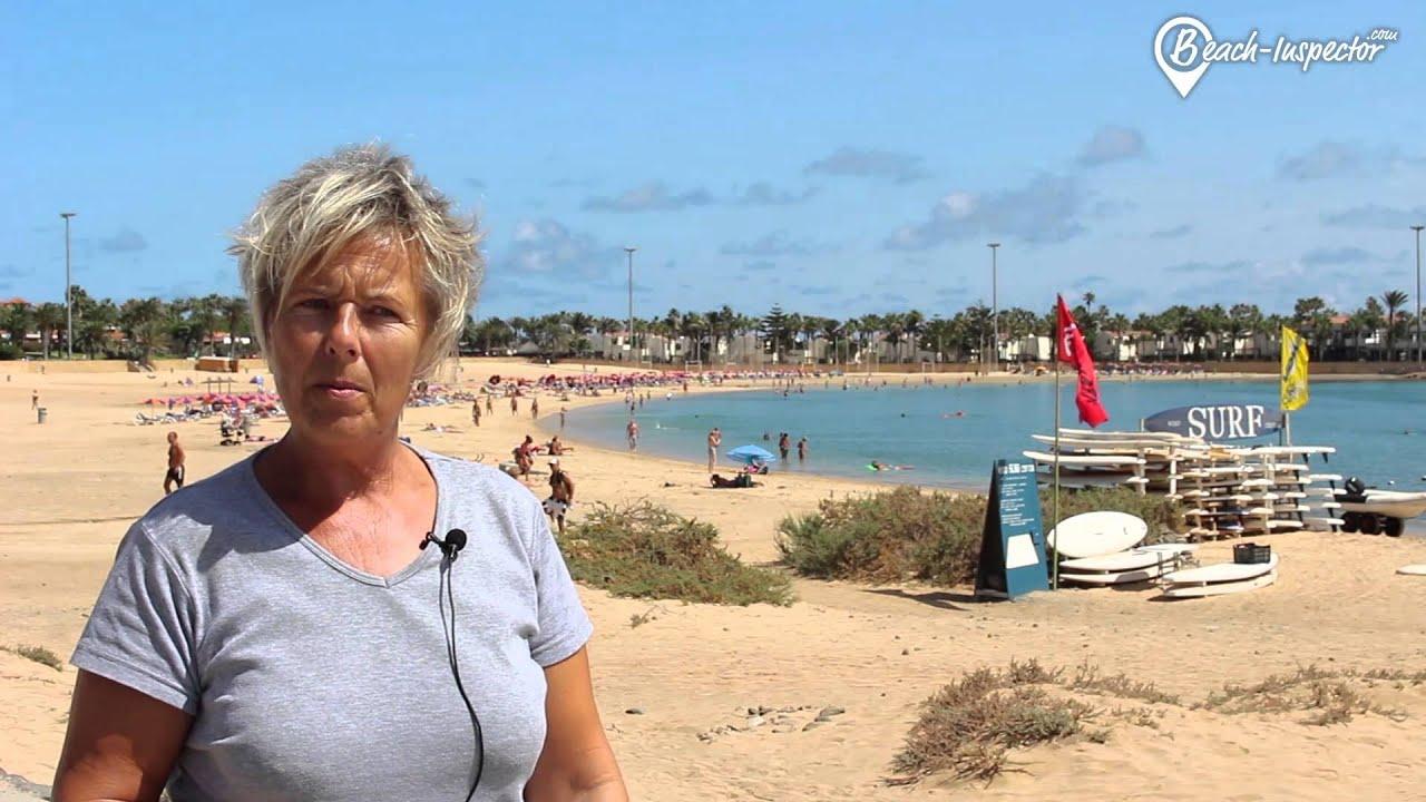 Ulrike on beach - 3 4