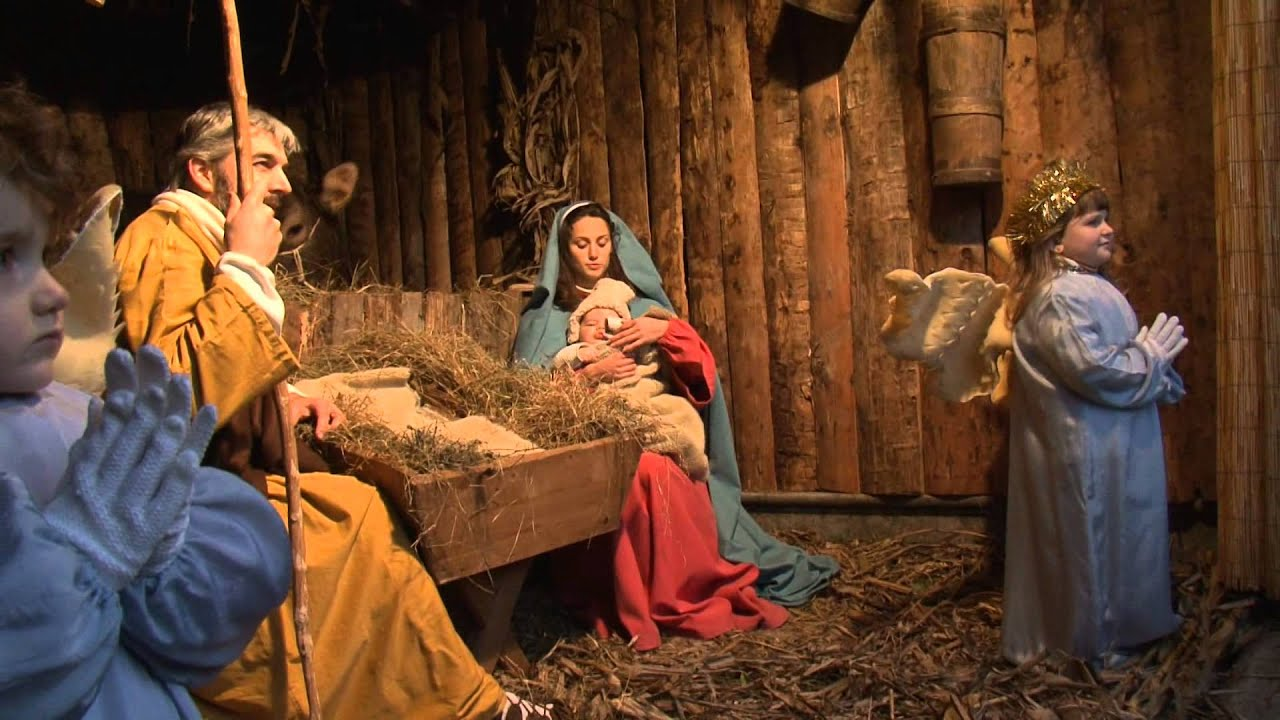 Presepio Vivente di Revine Lago 2014 - YouTube
