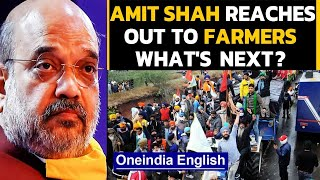 Farmers to decide future course of protest after Amit Shah reaches out for talks | Oneindia News