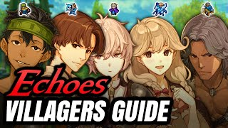 What Classes Should the Villagers Be? - Fire Emblem Echoes Villager Promotion Guide