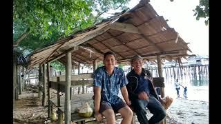 Sunset Di Pantai Tanjung Belandang Ketapang Kalimantan Barat Youtube