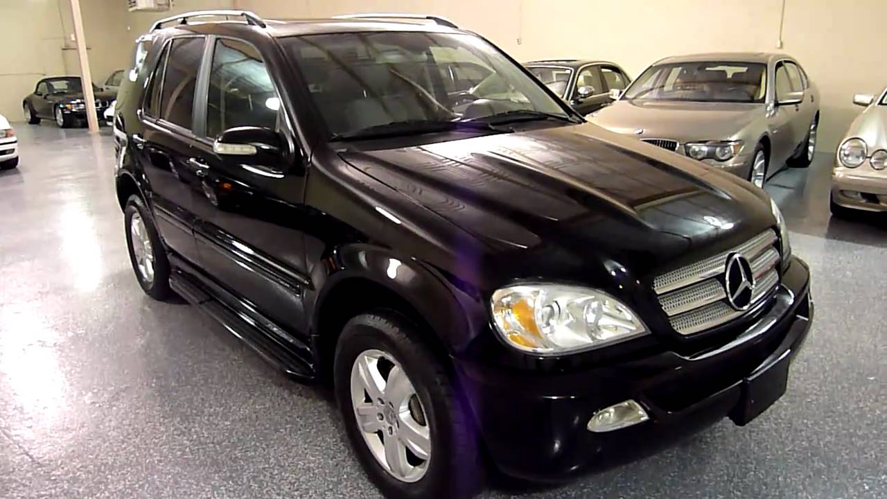 2005 mercedes benz ml500 4matic 4dr 2009 sold youtube for 2005 mercedes benz ml500