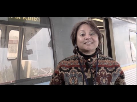 MARTA North Springs Station Video