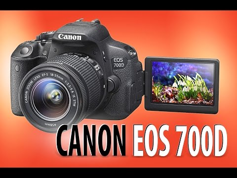Canon EOS 700D - обзор зеркального фотоаппарата. Хит фото-сезона