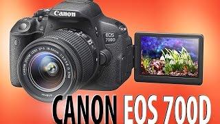 Canon EOS 700D - обзор зеркального фотоаппарата. Хит фото-сезона(Актуальная цена и наличие на Canon EOS 700D: http://www.foxtrot.com.ua/ru/search?query=CANON%20EOS%20700D&filter=117%3B Другие ..., 2016-04-14T10:43:04.000Z)