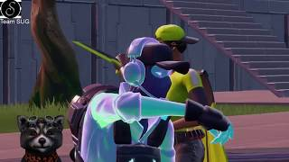 FORTNITE GAMEPLAY - 😎😎 PS4 HOLO SKIN BREAKPOINT 😎😎