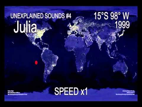 Unexplained sounds #4 : Julia