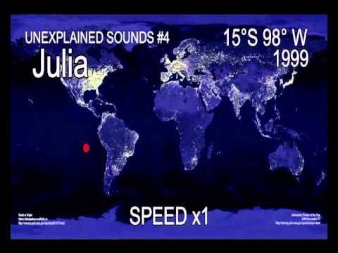 Unexplained sounds #4 : Julia - YouTube