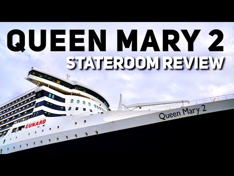 Cunard Queen Mary 2 Stateroom Review