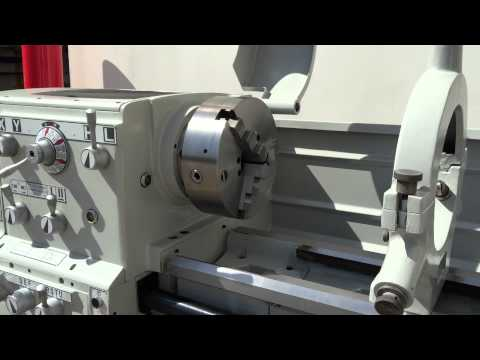 ASSET INDUSTRIAL 2060 BIG BORE LATHE 500mm Swing x 1500mm Centres.