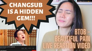 BTOB - BEAUTIFUL PAIN REACTION VIDEO!!