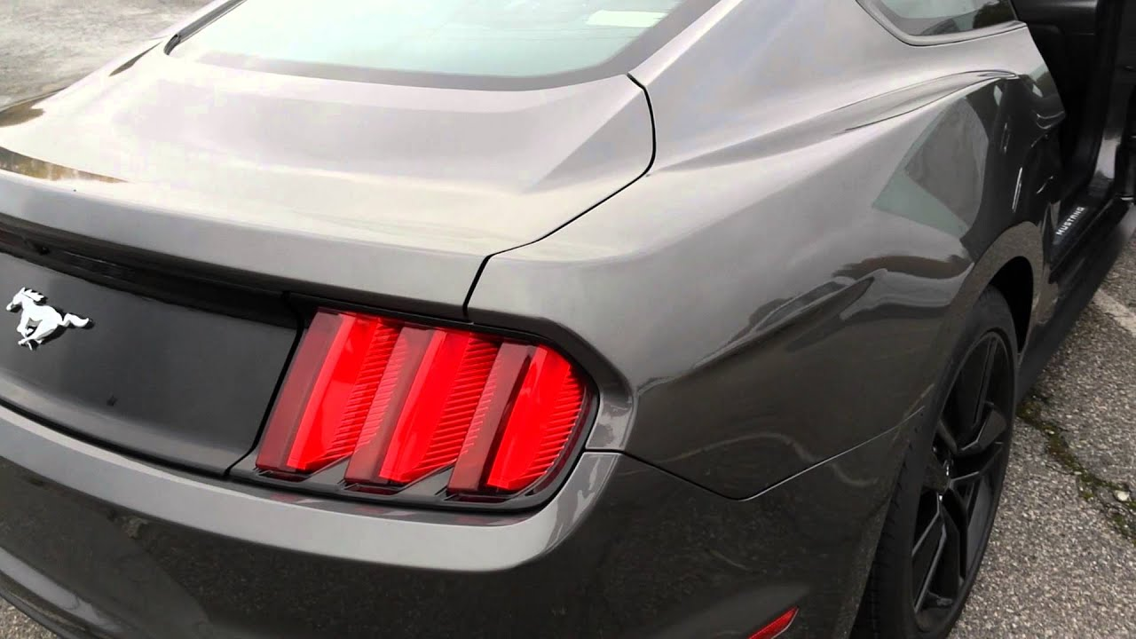 Green Ford Greensboro Nc >> 2016 Ford Mustang EcoBoost Premium. C12170 Green Ford in Greensboro, NC 27407 - YouTube