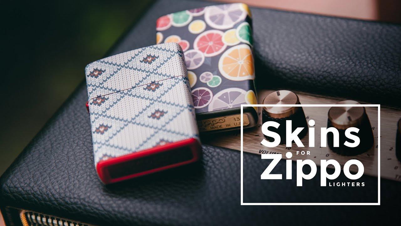 Custom zippo lighters skins personalize your zippo lighter